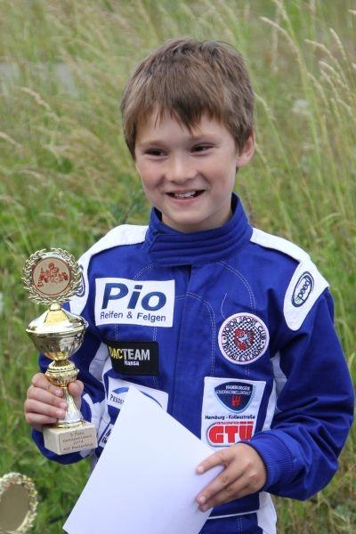 Sieger K1, 5.Pl.Marcel