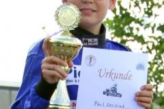 Sieger K3, 1.Pl. Phil