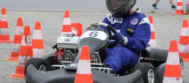 Ausschreibung + Nennformular Jugend-Kart-Slalom online
