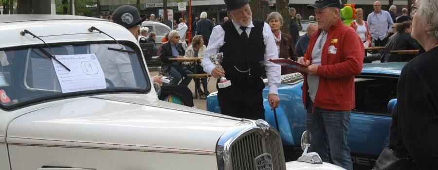 Ahrensburger Oldtimertreffen – Bilder und Bericht online