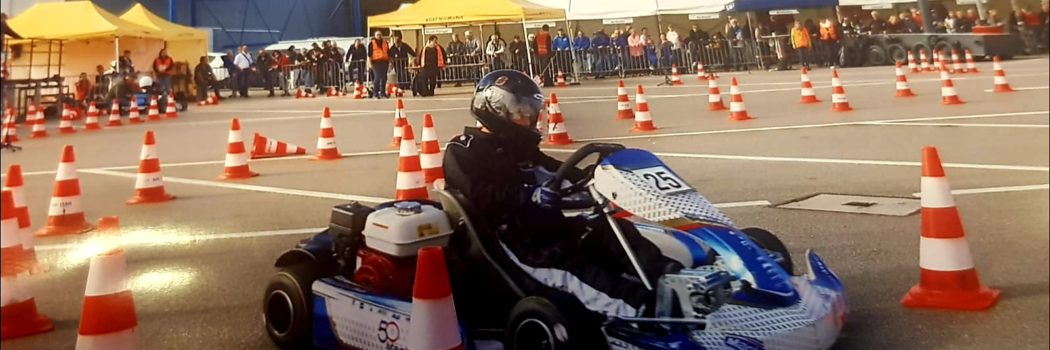 Jugend-Kart-Slalom-Bundesendlauf 2019 in Sinsheim