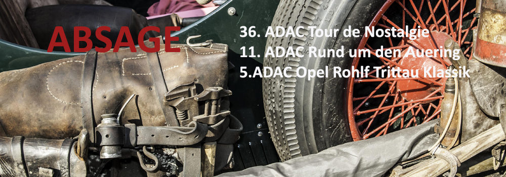 ABSAGE – Nostalgie, Auering & Trittau Klassik