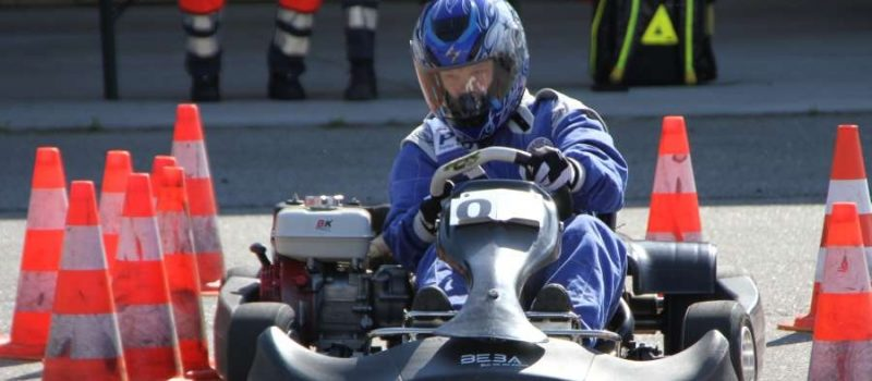 Ausschreibung 36. Jugend-Kart-Slalom online